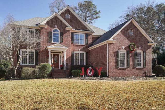 3885 Greensward View NW, Kennesaw, GA 30144 (MLS #6109815) :: North Atlanta Home Team