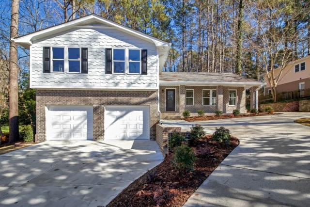 470 Ridgewater Drive, Marietta, GA 30068 (MLS #6109927) :: KELLY+CO