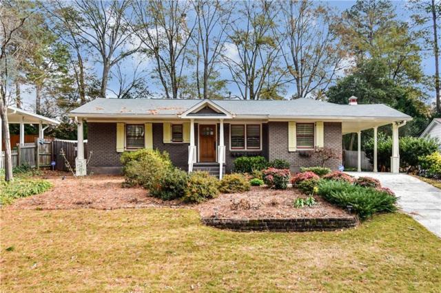 2223 Fairway Circle NE, Brookhaven, GA 30319 (MLS #6109960) :: North Atlanta Home Team