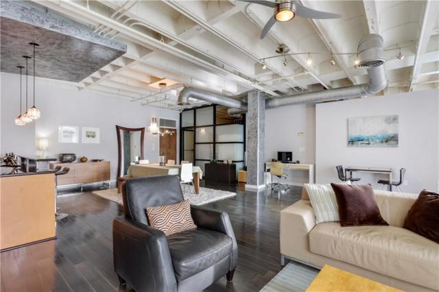 805 Peachtree Street NE #402, Atlanta, GA 30308 (MLS #6109994) :: Team Schultz Properties