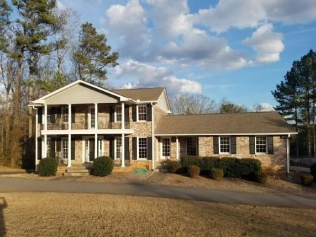15750 Henderson Road, Milton, GA 30004 (MLS #6110016) :: The North Georgia Group