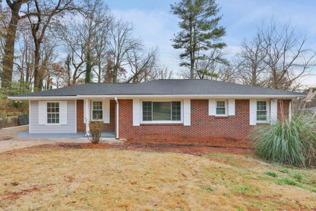 1773 Flintwood Drive SE, Atlanta, GA 30316 (MLS #6110023) :: North Atlanta Home Team