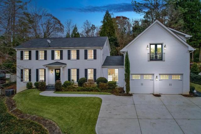 4291 Wieuca Road NE, Atlanta, GA 30342 (MLS #6110026) :: North Atlanta Home Team