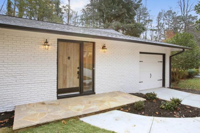 3660 Woodstream Circle NE, Brookhaven, GA 30319 (MLS #6110080) :: North Atlanta Home Team
