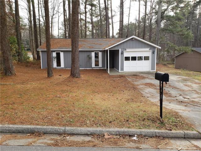 3072 Black Gum Drive NW, Kennesaw, GA 30152 (MLS #6110135) :: North Atlanta Home Team