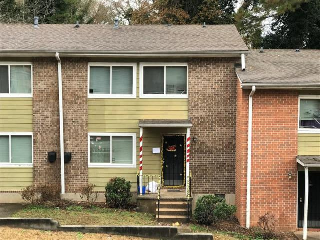 390 W Lake Ave Nw A7, Atlanta, GA 30318 (MLS #6110140) :: RE/MAX Paramount Properties