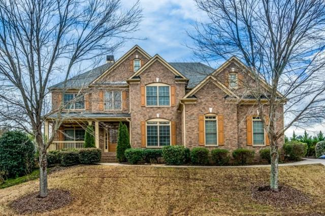 1592 Petal Pointe NW, Kennesaw, GA 30152 (MLS #6110159) :: Kennesaw Life Real Estate