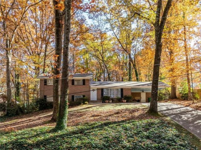 3430 Inman Drive NE, Brookhaven, GA 30319 (MLS #6110284) :: Iconic Living Real Estate Professionals