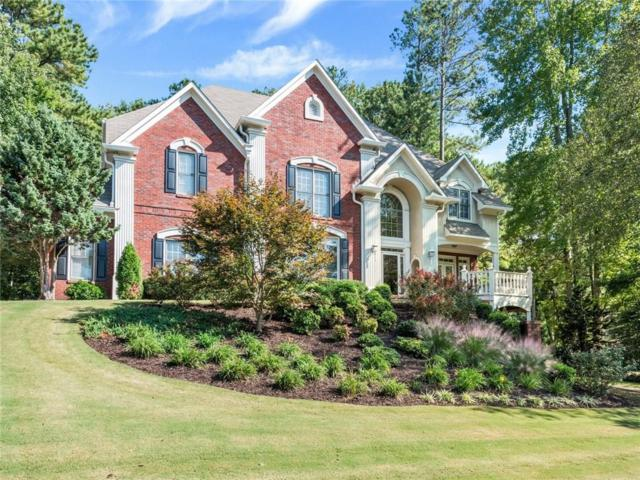 5737 Brookstone Drive, Acworth, GA 30101 (MLS #6110305) :: KELLY+CO