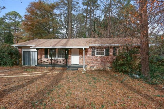 811 Cinderella Way, Decatur, GA 30033 (MLS #6110408) :: Rock River Realty