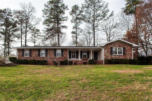 241 Kings Row NE, Marietta, GA 30067 (MLS #6110464) :: KELLY+CO