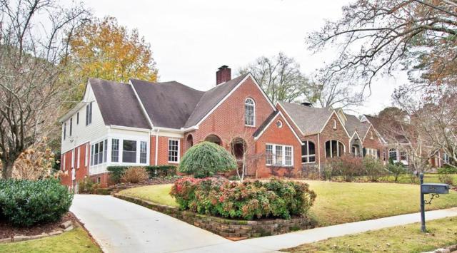 1681 Noble Drive NE, Atlanta, GA 30306 (MLS #6110470) :: North Atlanta Home Team