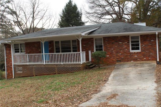 1795 Fairview Drive SW, Austell, GA 30106 (MLS #6110482) :: The Zac Team @ RE/MAX Metro Atlanta