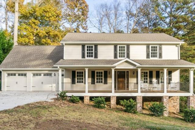 3543 Clubland Drive, Marietta, GA 30068 (MLS #6110505) :: The Holly Purcell Group