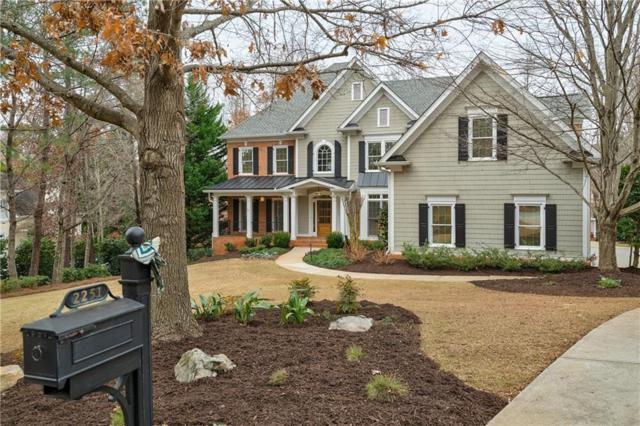 2251 Glen Mary Place, Duluth, GA 30097 (MLS #6110519) :: Team Schultz Properties