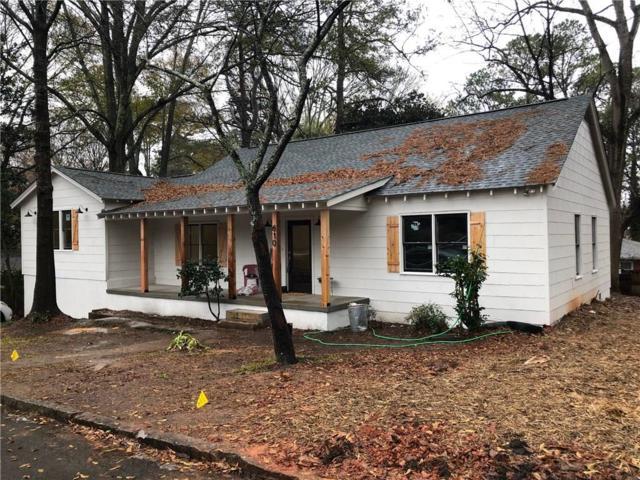 610 Ivy Road, Pine Lake, GA 30072 (MLS #6110539) :: North Atlanta Home Team