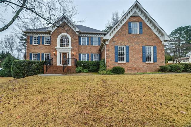 1440 Barnsley Walk, Snellville, GA 30078 (MLS #6110626) :: North Atlanta Home Team