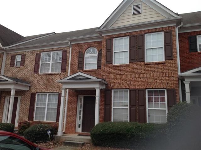 4805 Hairston Park Way, Stone Mountain, GA 30083 (MLS #6110701) :: North Atlanta Home Team