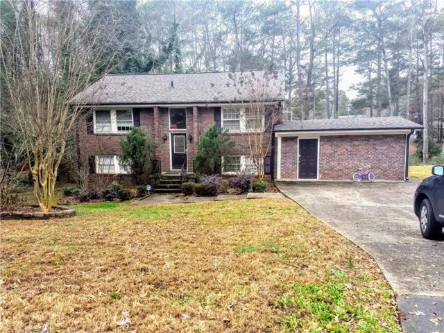 2638 Bent Hickory Drive SE, Smyrna, GA 30082 (MLS #6110830) :: Iconic Living Real Estate Professionals