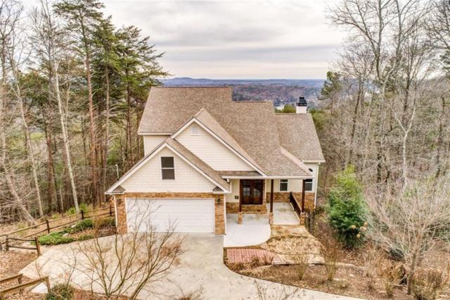 321 Chickasaw Drive, Waleska, GA 30183 (MLS #6110835) :: Kennesaw Life Real Estate