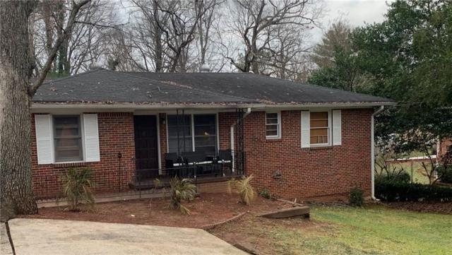 3542 N Druid Hills Road, Decatur, GA 30033 (MLS #6111036) :: Path & Post Real Estate