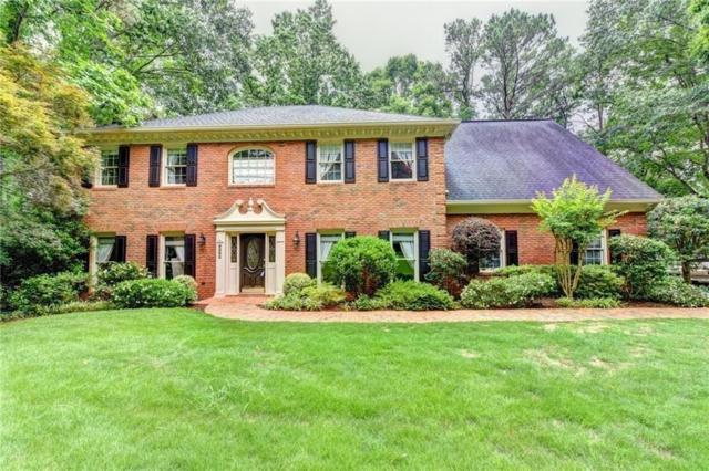 9560 Marsh Cove Court, Sandy Springs, GA 30350 (MLS #6111099) :: Iconic Living Real Estate Professionals