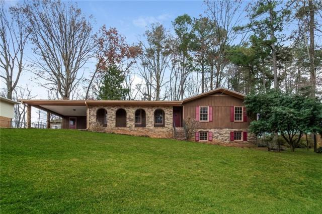 4094 Weeks Drive NW, Kennesaw, GA 30144 (MLS #6111126) :: Path & Post Real Estate
