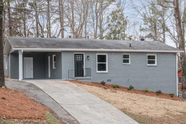 2548 Frost Drive, Marietta, GA 30008 (MLS #6111130) :: Kennesaw Life Real Estate