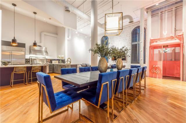330 Peters Street SW #103, Atlanta, GA 30313 (MLS #6111135) :: Iconic Living Real Estate Professionals
