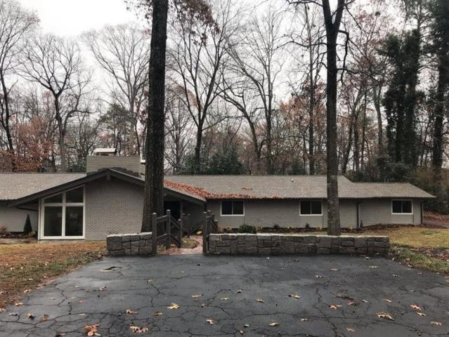 825 Spalding Drive, Sandy Springs, GA 30328 (MLS #6111184) :: North Atlanta Home Team