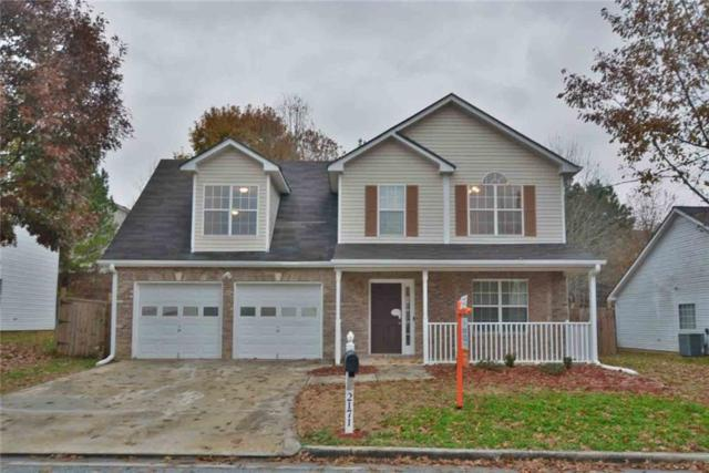 2171 Mulberry Lane, Lithonia, GA 30058 (MLS #6111188) :: North Atlanta Home Team