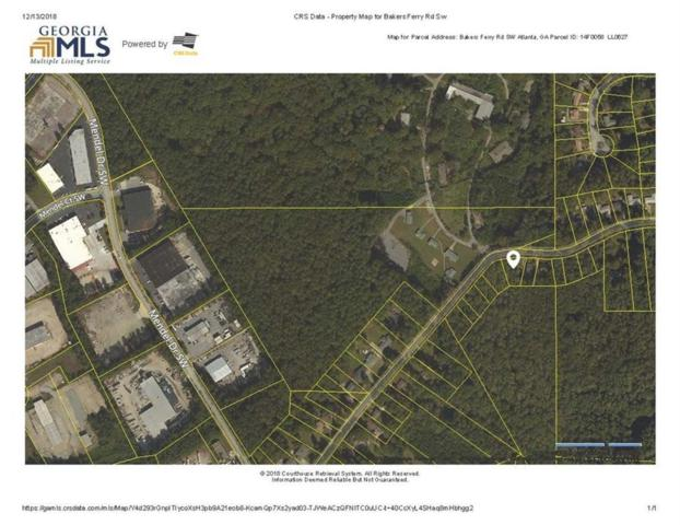 Lot 3 Bakers Ferry Rd, Atlanta, GA 30331 (MLS #6111268) :: Kennesaw Life Real Estate