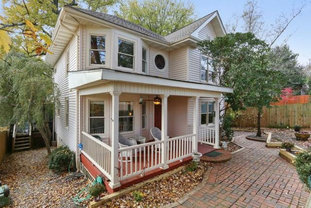 567 Greenwood Avenue NE, Atlanta, GA 30308 (MLS #6111389) :: The Zac Team @ RE/MAX Metro Atlanta