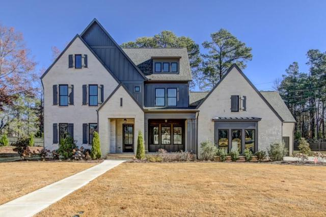 2718 Ellery Way NE, Marietta, GA 30062 (MLS #6111429) :: Path & Post Real Estate