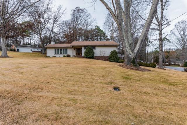 3709 Shiloh Trail West NW, Kennesaw, GA 30144 (MLS #6111458) :: Path & Post Real Estate