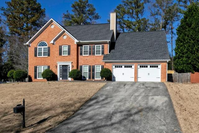 1457 Fenwick Drive SW, Marietta, GA 30064 (MLS #6111560) :: Path & Post Real Estate