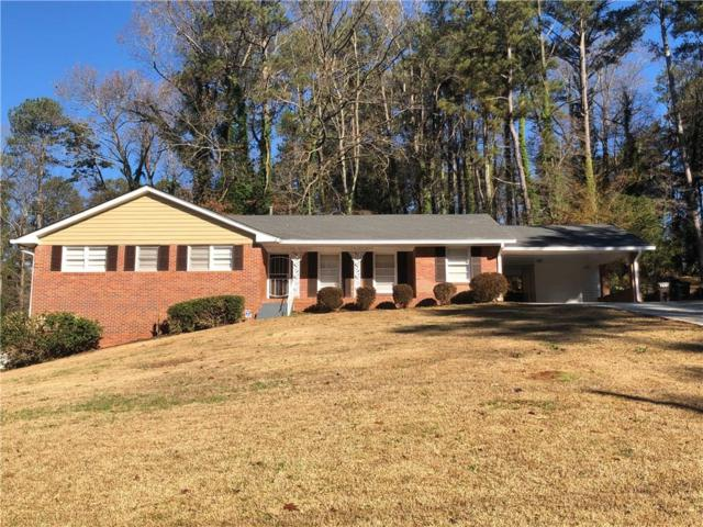 2883 Arrowood Drive, East Point, GA 30344 (MLS #6111569) :: The Heyl Group at Keller Williams