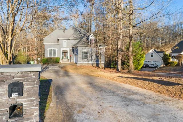 139 Four Oaks Drive, Griffin, GA 30224 (MLS #6111829) :: Iconic Living Real Estate Professionals