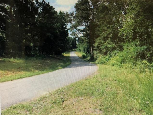 0 Lowery (5 Acres) Road, Kingston, GA 30145 (MLS #6111836) :: North Atlanta Home Team