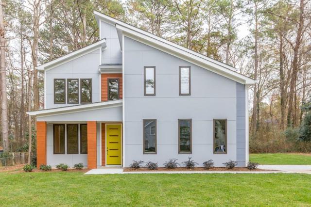1693 Hudson Drive, Decatur, GA 30033 (MLS #6111872) :: RE/MAX Paramount Properties