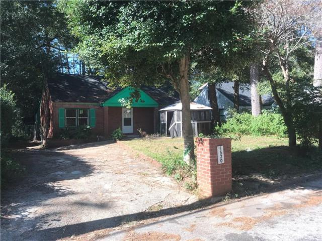 1520 Deerwood Drive, Decatur, GA 30030 (MLS #6112066) :: The Zac Team @ RE/MAX Metro Atlanta