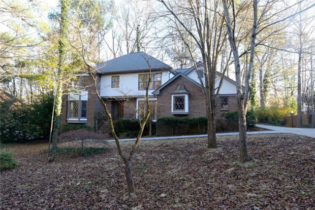 5025 Willow Bluff Drive, Sandy Springs, GA 30350 (MLS #6112183) :: North Atlanta Home Team