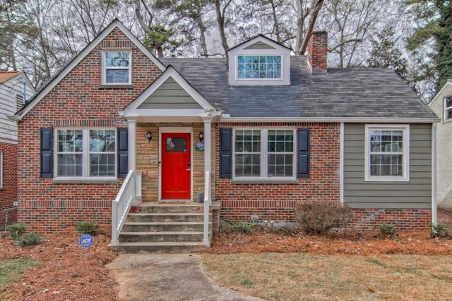 1277 Boulevard Lorraine SW, Atlanta, GA 30311 (MLS #6112209) :: North Atlanta Home Team