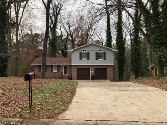 341 Shelton Woods Court, Stone Mountain, GA 30088 (MLS #6112313) :: North Atlanta Home Team