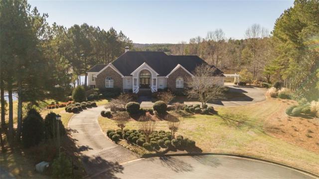260 Gold Leaf Terrace, Dawsonville, GA 30534 (MLS #6112578) :: The Cowan Connection Team