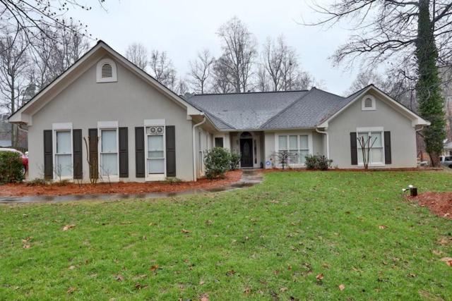 955 Ivy Street, Cumming, GA 30041 (MLS #6112610) :: RE/MAX Paramount Properties
