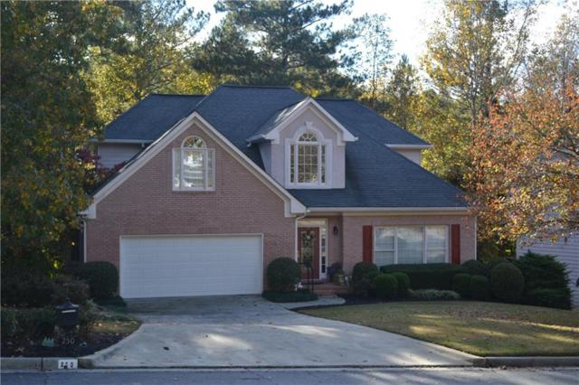 250 Nesbit Entry Drive, Roswell, GA 30076 (MLS #6112622) :: RE/MAX Paramount Properties