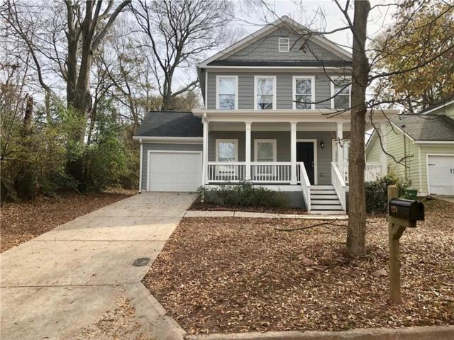 1274 Martin Street SE, Atlanta, GA 30315 (MLS #6112820) :: The Zac Team @ RE/MAX Metro Atlanta