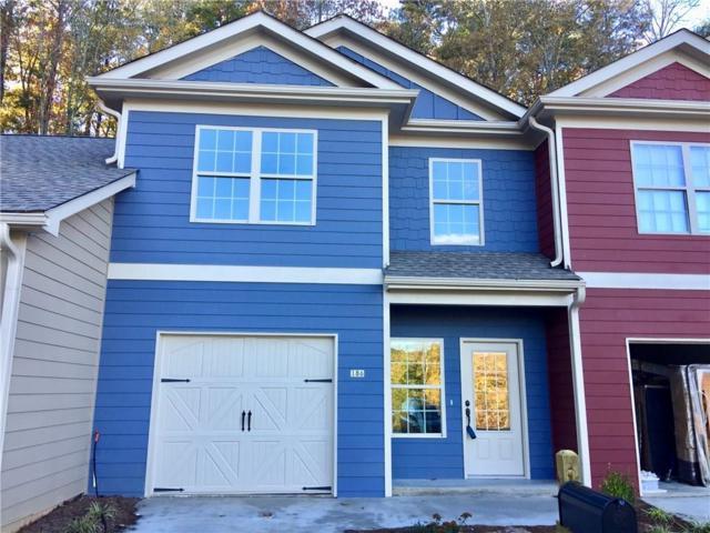 186 Towne Villas Drive, Jasper, GA 30143 (MLS #6112963) :: Team Schultz Properties