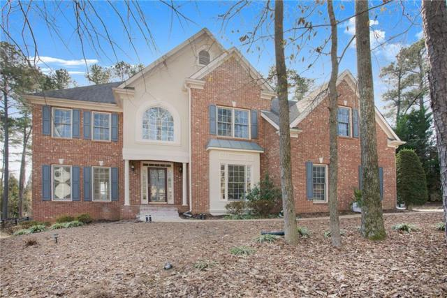 570 Crabapple Lane, Peachtree City, GA 30269 (MLS #6112989) :: North Atlanta Home Team